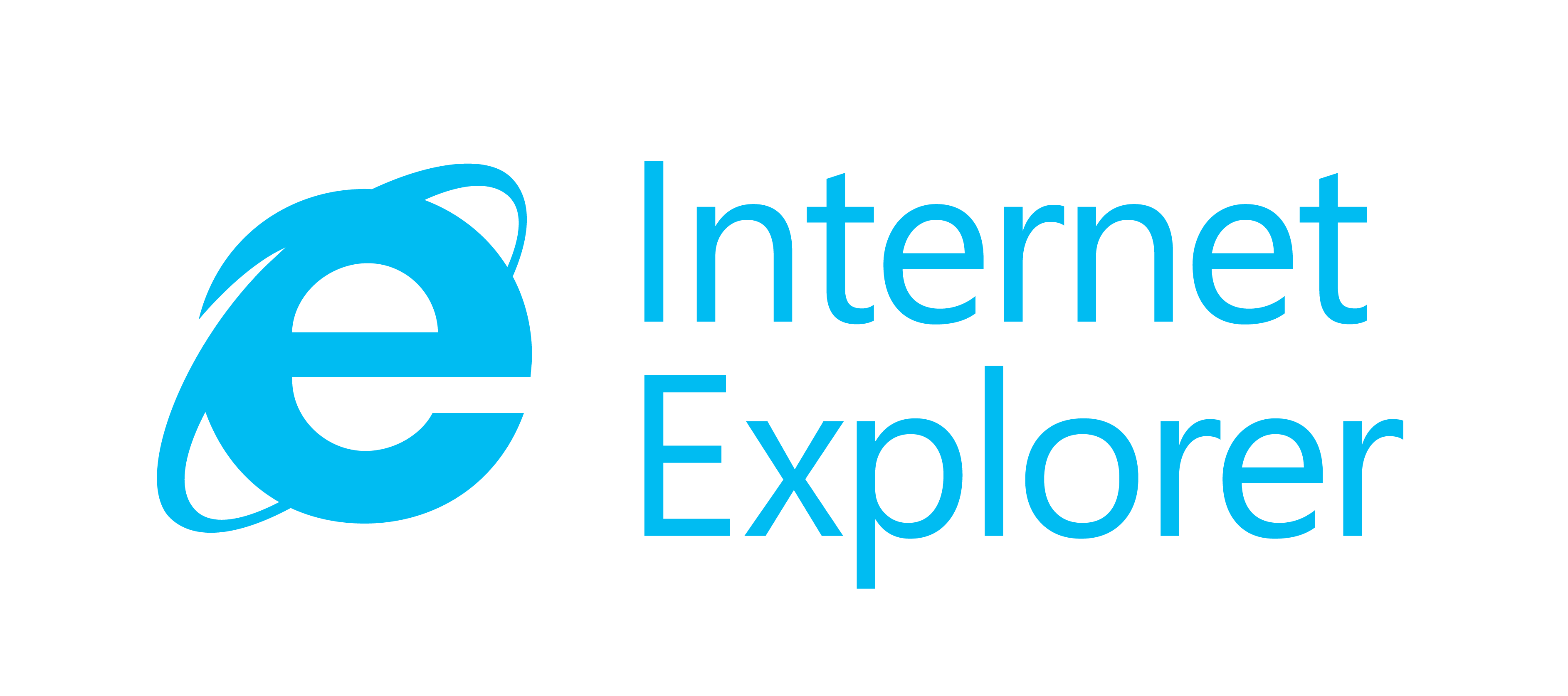 internet explorer Even as microsoft's project spartan browser takes center stage, internet explorer will continue to stick around.